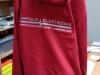 Bluza czerwona tył
