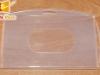 holder mleczny na 2 karty z mocowaniem poziomym i pionowym