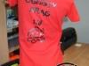 Koszulka stedman z nadrukiem transferowym