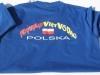 Koszulka na zawody sztuk walki