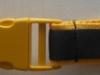 Smycz sublimacyjna 15mm naszyta na taśmę spodnią 20mm