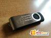 Pamięć USB z grawerem laserowym